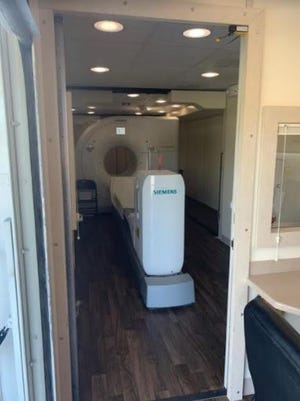 Positron Emission Tomography — Computed Tomography (PET/CT) services are now being offered at Lexington Medical Center.