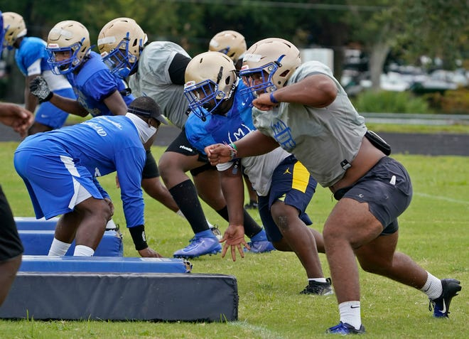 Mainland returns eight of 11 defensive starters this fall and expects to make another deep postseason run in Region 1-6A.