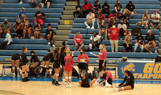 The Port Charlotte High volleyball team will be in action Thursday at Venice High as part of the Battle at the Beach and in the six-team event Friday and Saturday.