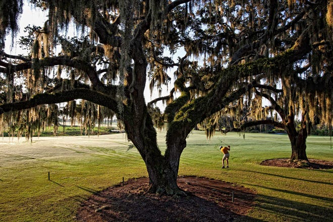 The Founders Club features a championship Robert Trent Jones Jr.-designed course.