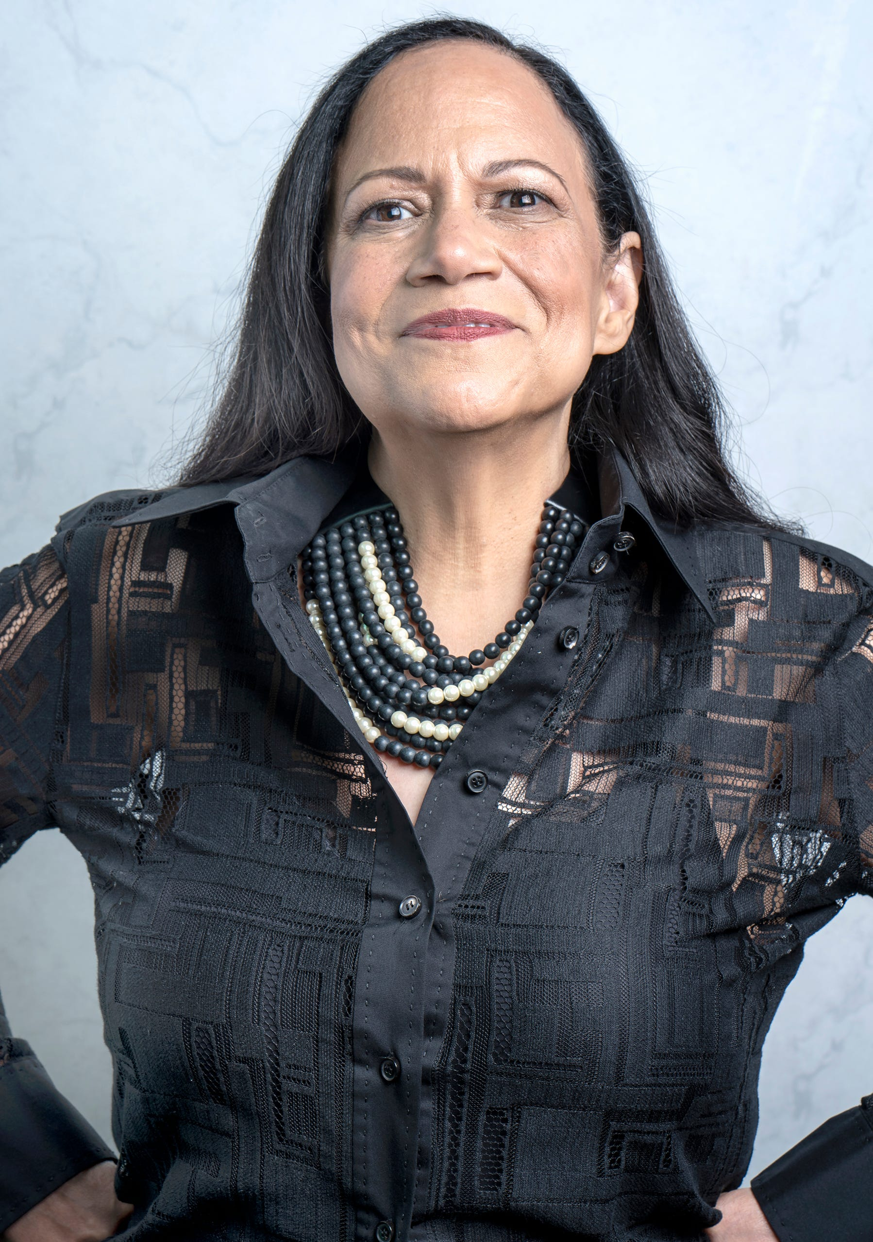 Alice Randall, author of the 2020 novel 'Black Bottom Saints.'