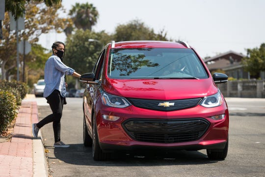 General Motors teams up with Uber to accelerate EV adoption by offering eligible Uber drivers a discount on the purchase of a 2020 Chevrolet Bolt EV.