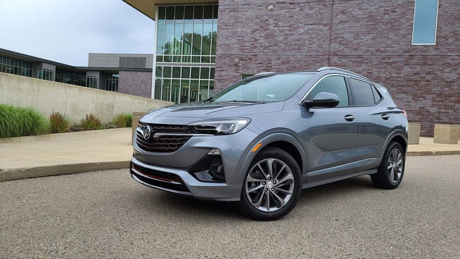 The 2020 Buick Encore GX is the premium brand's latest SUV entry slotted between the smaller Encore and the (slightly) bigger Envision.