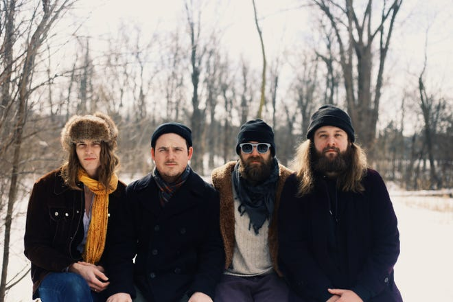 """Detroit area band Vvisionss release the four-song EP """"Crystal Lover"""" this month."""