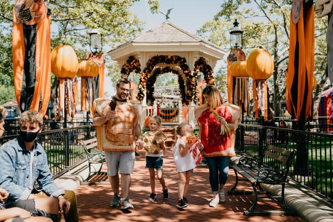 Cedar Point will welcome guests back to the park with Tricks and Treats Fall Fest, a new daytime outdoor street festival every Saturday and Sunday beginning this weekend.