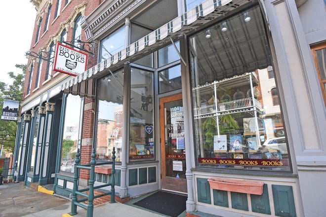 Main Street Books will be closing at the end of September.