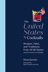 """""""The United States of Cocktails: Tales, Traditions and Recipes from Every State"""" (Abrams Publishing),is the latest book from Brian Bartels. The book is in stores this month."""