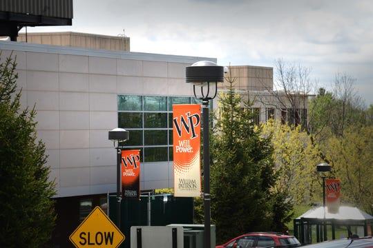 Campus of William Paterson University on Pompton Road in Wayne.