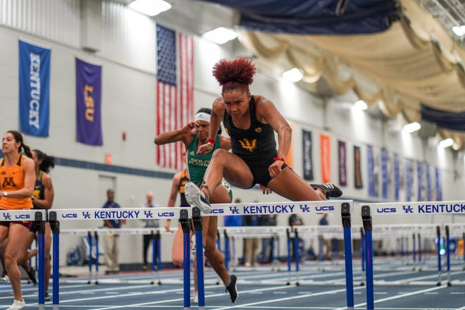 Hurdler Cortney Jones transferred to Arizona State for her final season of track, which has been extended due to the coronavirus pandemic to include the 2021 outdoor season.