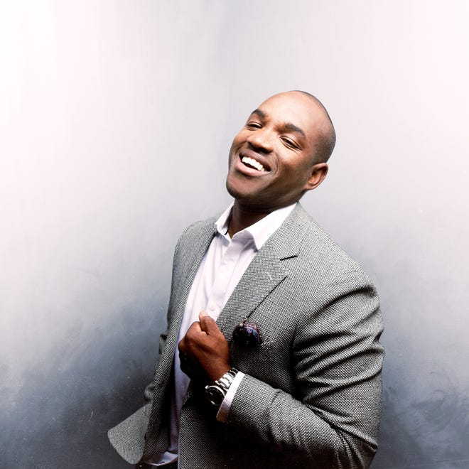 Opera superstar Lawrence Brownlee headlines the concert, singing operatic arias, African-American Spirituals, and popular favorites.