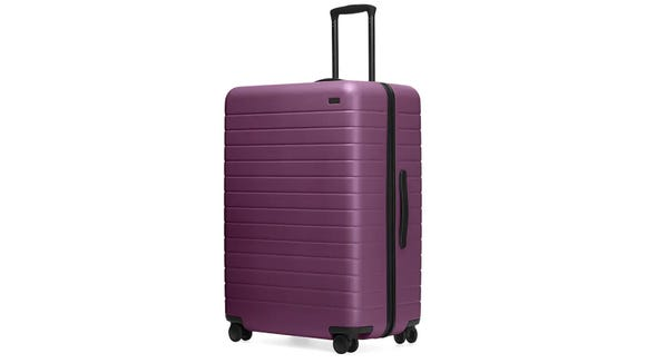 Away's best-selling (and largest!) suitcase has never gone on sale before—until now.