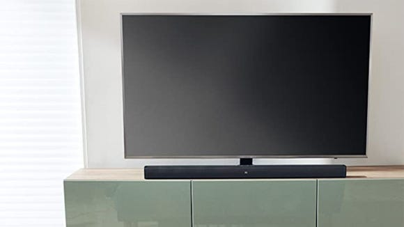 Check out this Reviewed-approved soundbar.