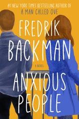 """Anxious People,"" by Fredrik Backman."