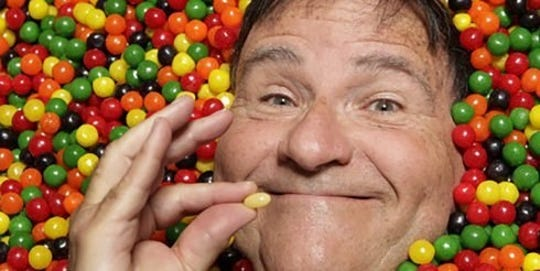 "David Klein, who calls himself ""The Candyman,"" announced plans to hold a treasure hunt."