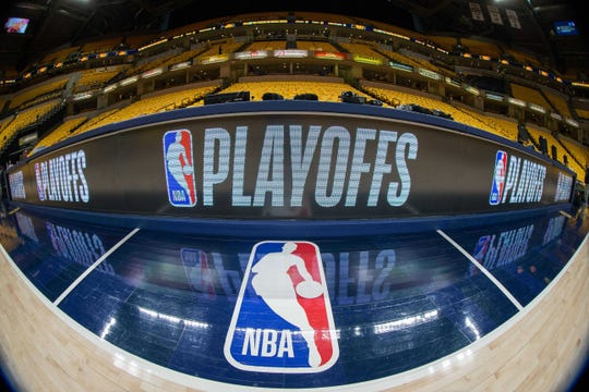NBA coaches and staff can invite guests to the bubble for the conference finals.