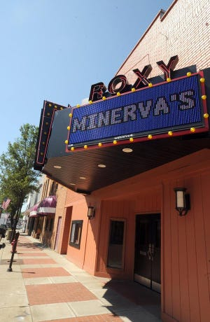 Roxy Theatre in Minerva