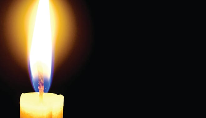 The state Department of Military and Veterans Affairs is asking everyone to light a candle at 8 p.m. Sept. 10 in observance of World Suicide Prevention Day.