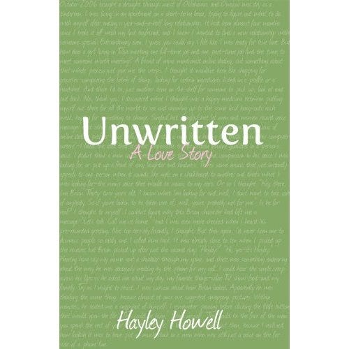 Hayley Howell's book about her life with Brian