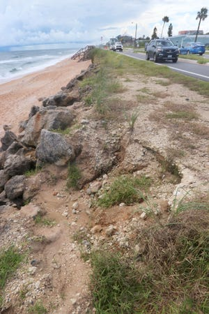 The Flagler Beach dune project has been extended until next year.