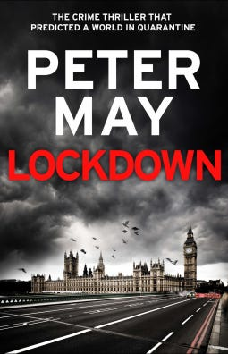 """Lockdown"" by Peter May"