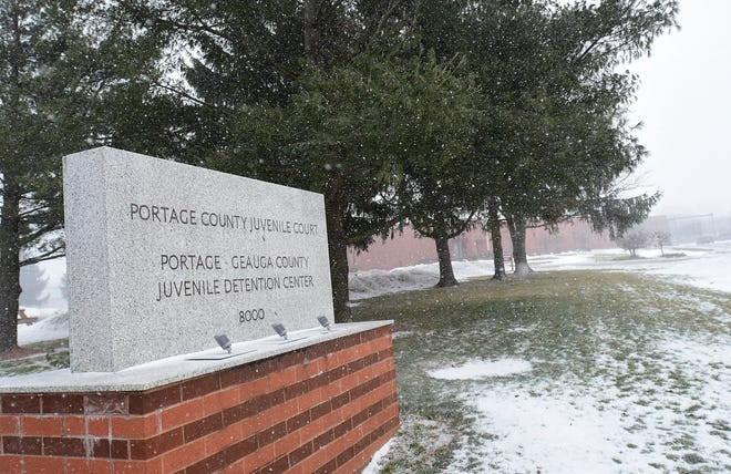 The Portage-Geauga County Juvenile Detention Center in February 2019.