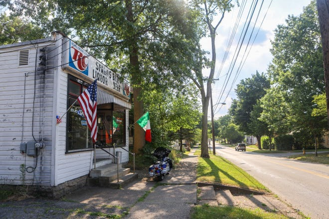 Ravenna City Council recently voted to restrict on-street parking on West Highland Avenue. The move will affect parking for Spano's Bar, whose customers have parked on the tree lawn across the street for years.