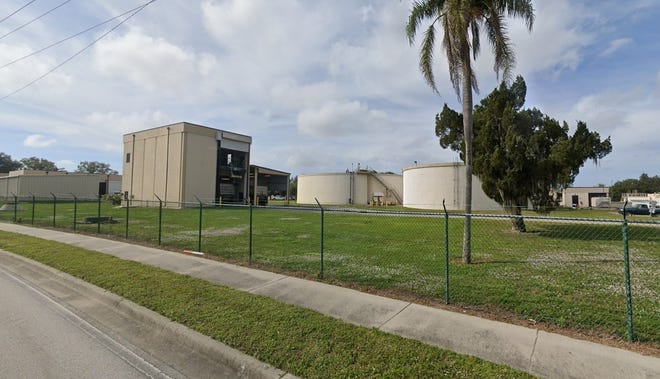 A clogged filter at this water treatment plant in Manatee County was responsible on Tuesday for more than 1 million gallons of partially treated sewage spilling into the Manatee River, officials said.