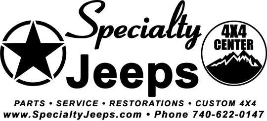 Specialty Jeeps Logo