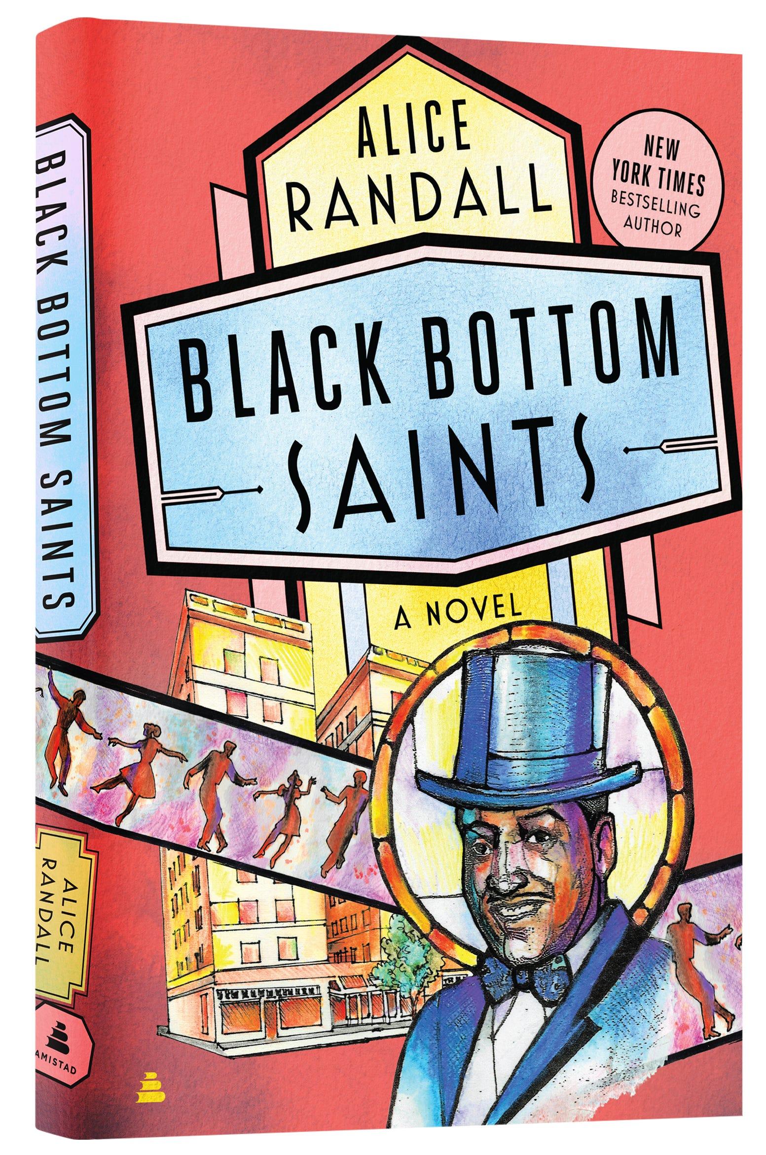 'Black Bottom Saints,' the 2020 novel by Alice Randall.