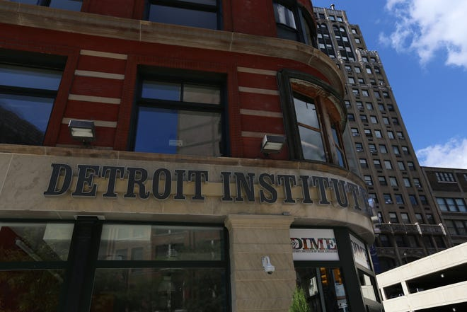 The new home of the Detroit Institute of Music Education (DIME) sits at the corner of Griswold and Shelby in downtown Detroit.