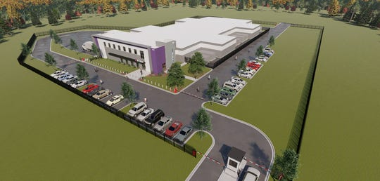 A company called DC Blox announced Wednesday, Sept. 9, 2020, that it will build a state-of-the-art regional data center in Greenville.