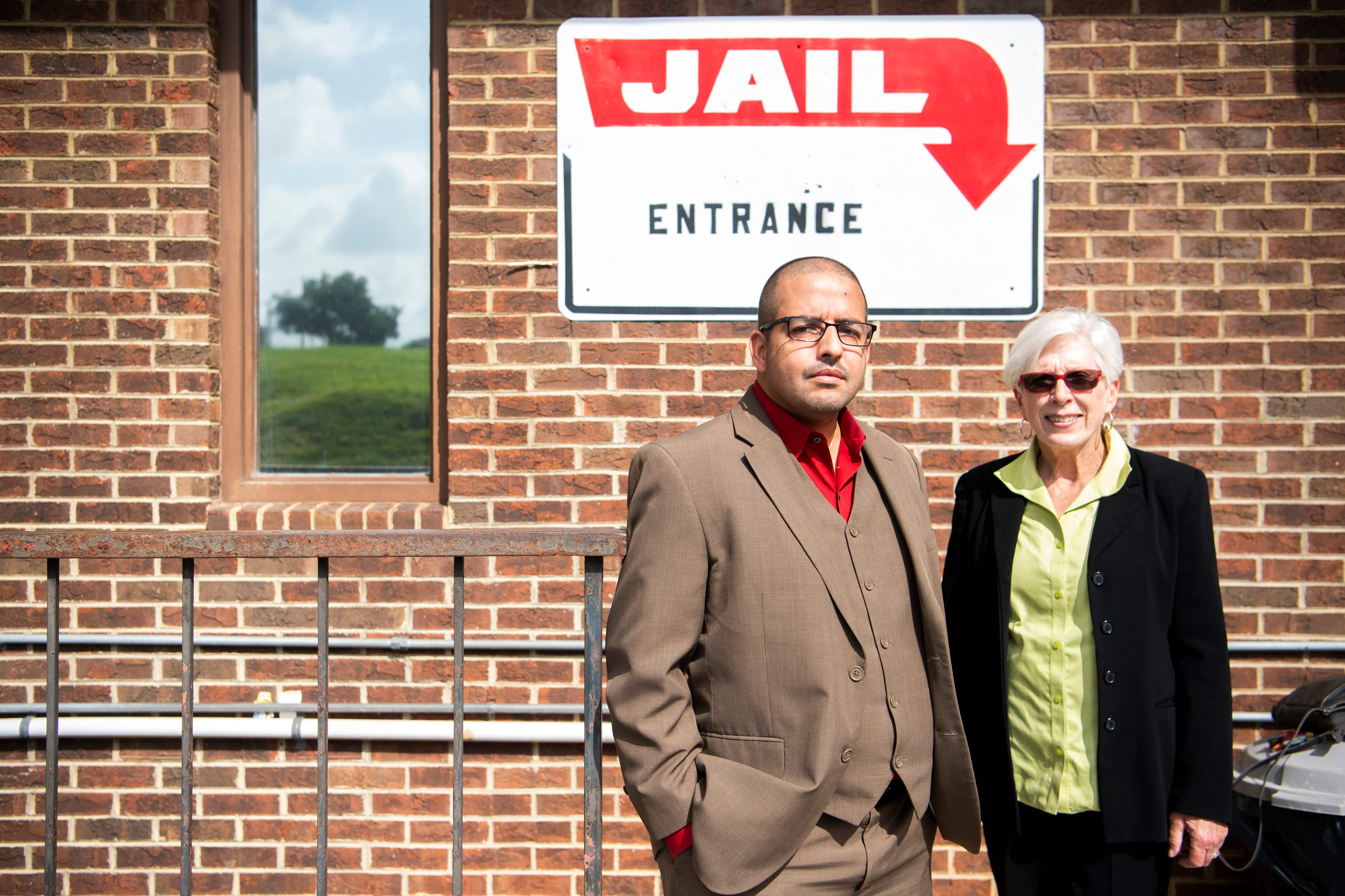 """Two years ago,  Willie Santana took a job as a defender of the poor in Morristown. He worked closely with Ethel Rhodes, who helped open eyes to problems in the bail system. """"I knew the system just didn't work like what we had learned in law school,"""" Santana told Knox News. """"I was able to see it was wrong."""""""