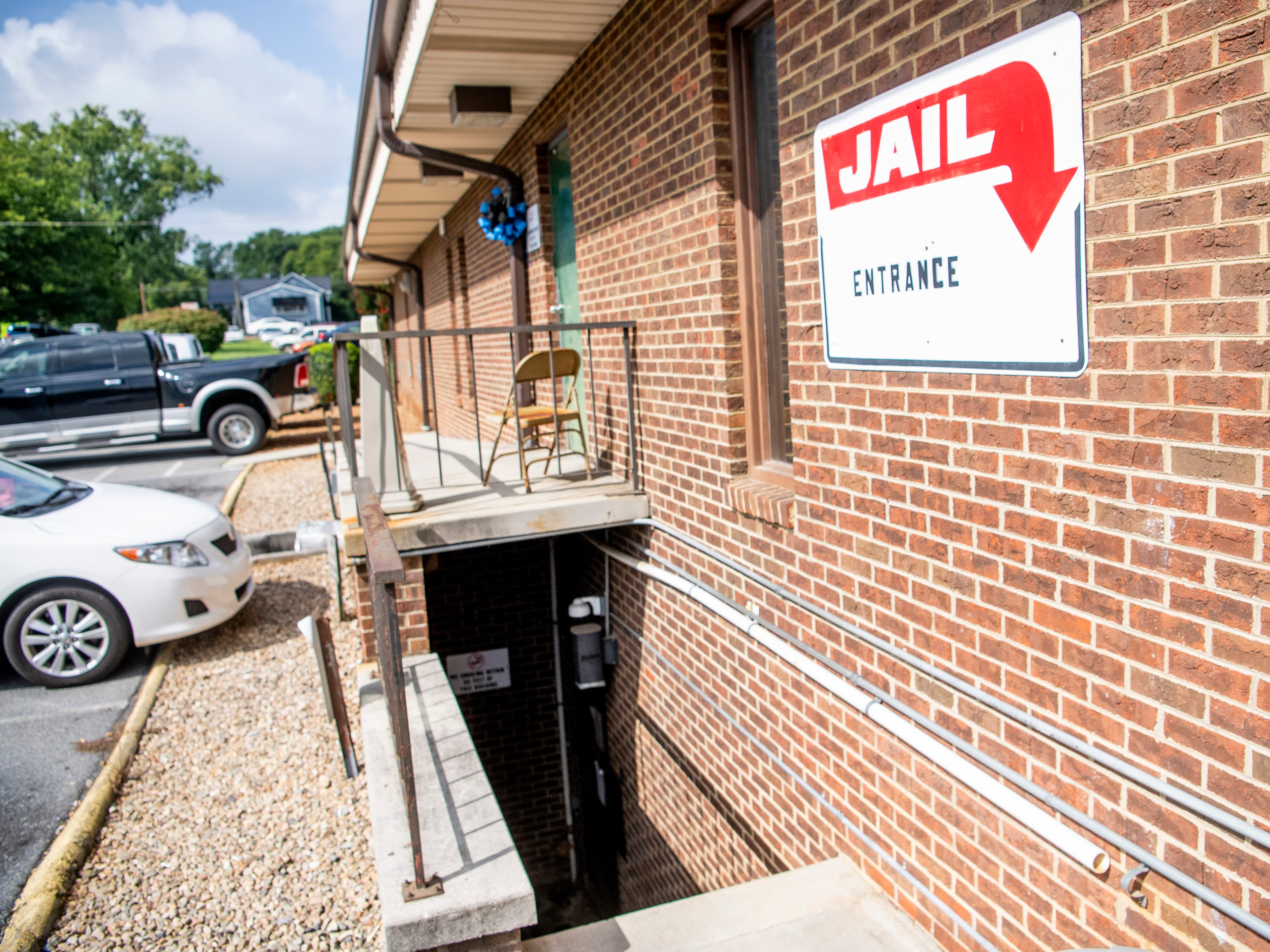 """Hamblen County Sheriff Esco Jarnigan called his county's own jail """"a dungeon,"""" and it was once featured in the New York Times as one of the worst jails in America."""