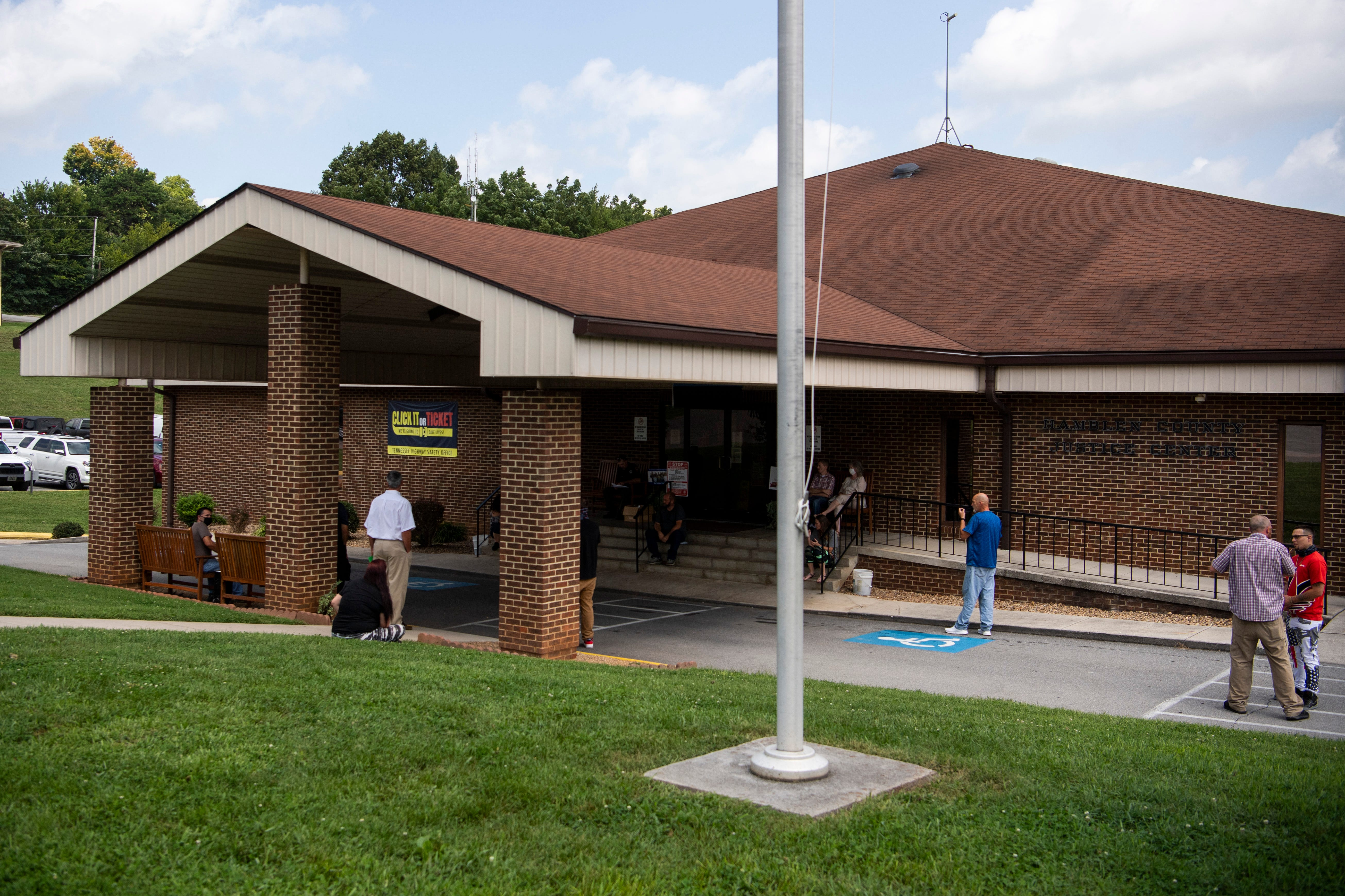 """""""We sort of came into Hamblen County to see if it was worth challenging (bail practices),"""" Civil Rights Corps attorney Tara Mikkilineni said. """"It was absolutely horrendous."""""""