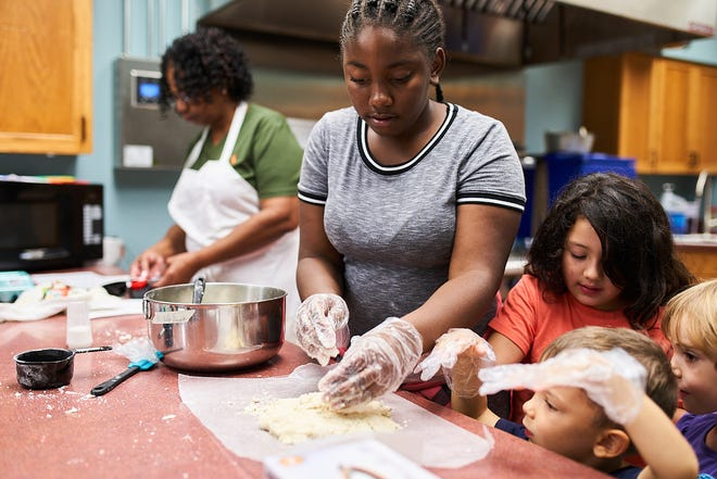 Local nonprofits supported by the Community Foundation of Louisville's Give For Good Louisville provide a wide variety of services, many of which focus on helping young people in our area.