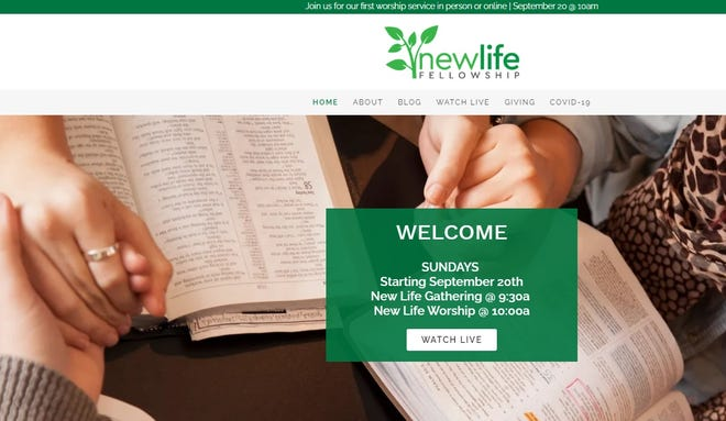 Thefirst worship service of New Life Fellowship of Franklin is slated to beheldlater this month at the Marriott hotelin Cool Springs and broadcast online.