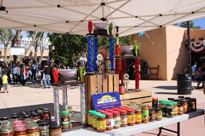 The New Mexico Department of Agriculture and New Mexico State Fair are partnering to host a virtual Battle of the Salsas, one of the most popular events at the New Mexico State Fair. The Battle of the Salsas is a competition for New Mexico-made and commercially-produced shelf-stable salsas available for sale in the New Mexico Country Store.