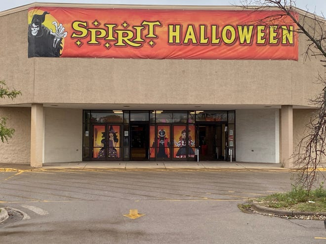 Spirit Halloween, 1300 S. Koeller St., Oshkosh, is open from 10 a.m. to 9 p.m. Mondays through Saturdays and 9 a.m. to 7 p.m. Sundays through the Halloween season.
