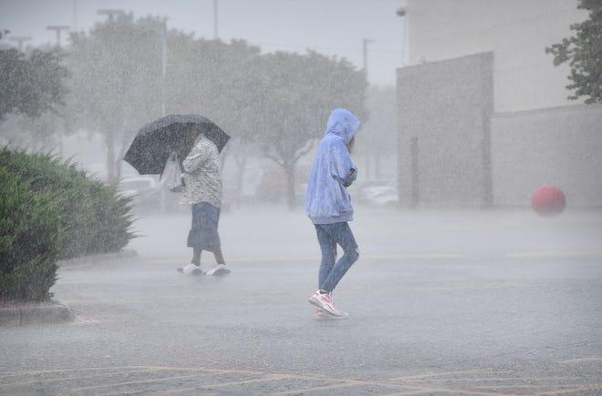 Heavy rain in recent days helped alleviate drought worries in the region.