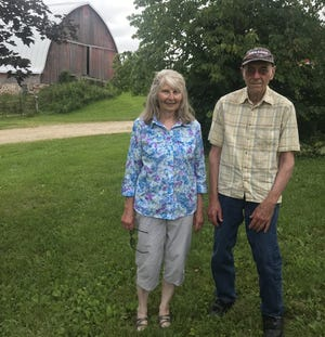 Doris Priesgen, 70, took over the farm from her brother, Leslie Schwartz in 1989, and eventually converted the farm into an organic operation.