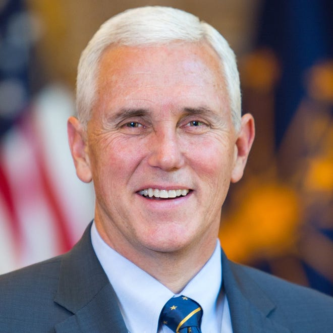 "Vice President Mike Pence will host the ""Workers for Trump"" event Wednesday at 5 p.m. at the Muskingum County fairgrounds."