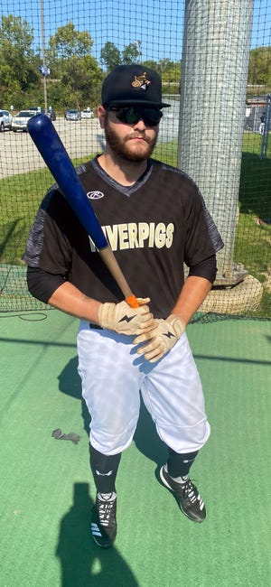 Wyatt German, a 2019 Philo alum, is playing third base for the Tupper Lake Riverpigs. The team is a member of the Empire Baseball League, an independent league.