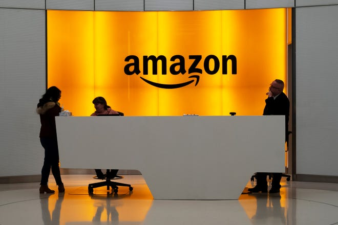 Amazon said this year's holiday shopping season is its biggest ever.
