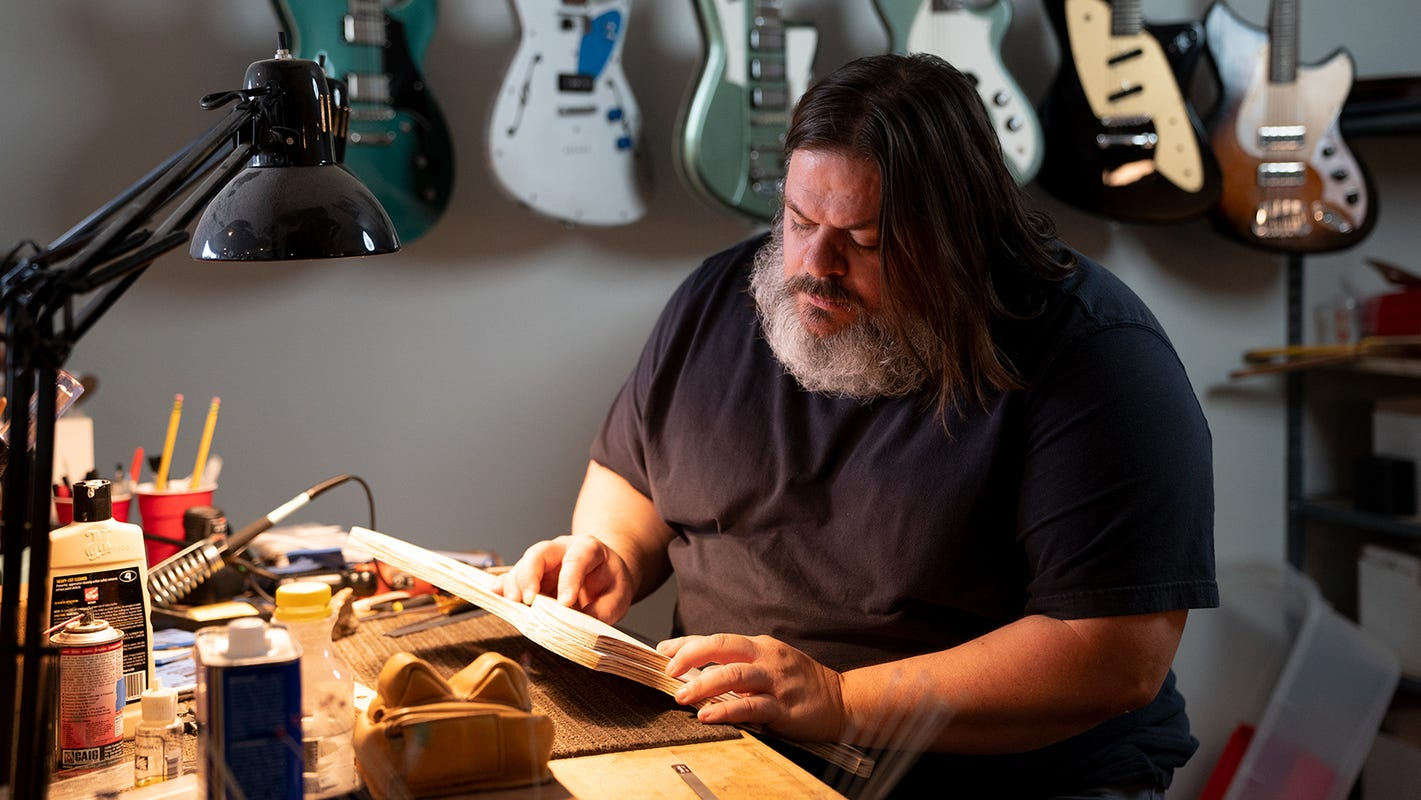 How a Nashville guitar maker Novo struck a new chord after COVID-19 shut down its business – USA TODAY