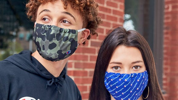 Champion face masks are among the most breathable on the market.