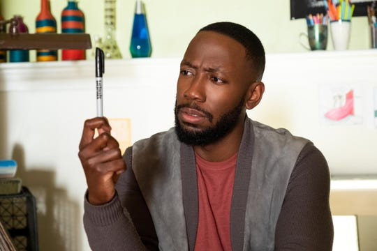"Lamorne Morris stars in ""Woke,"" a comedy inspired by the life of cartoonist and show co-creator Keith Knight."