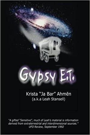 """Paranormal investigator Leah Stansell — author of """"Gypsy E.T."""" now available on Amazon and at her seminar — will lead the seminar """"Living Your Truth"""" from 2 to 5 p.m. Sept. 19 at the Hampton Inn & Suites, 100 Lighthouse Estates Drive, Milford."""