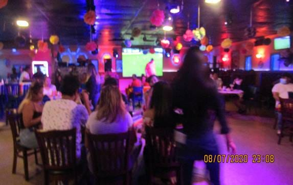 Margarita's Mexican Restaurant in Lake Worth was fined $5,000 Wednesday for operating past 11 p.m. on three separate occasions in violation of the county's COVID-19 executive orders.