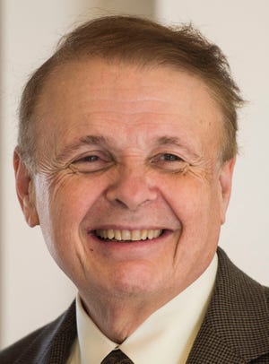 Larry Thompson, president of Ringling College of Art & Design.