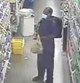 Fayetteville police are asking for the public's helpidentifyinga man wanted for attempted robbery of the Family Dollar store inthe 3400 block of Bragg Boulevard.